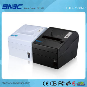 80mm Mfi Dual Interface High Speed POS Bluetooth Thermal Receipt Printer (BTP-R880NP)