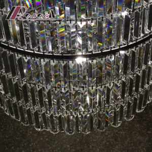 Modern Crystal Customized Round Pendant Lamp for Hotel Lobby pictures & photos