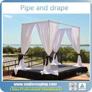 portable Pipe and Drape for Party, Wedding Pipe and Drape pictures & photos