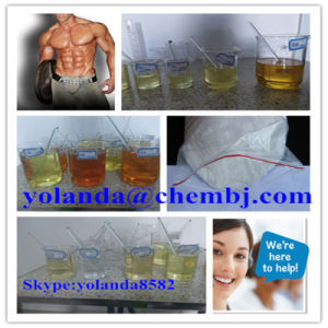 Top Quality Gain Musle Steroid Powder Primobolan Methenolone Enanthate CAS303-42-4 pictures & photos