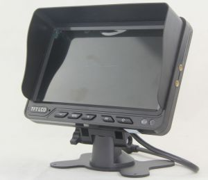 Ahd 720p 1080P 7inch LCD Car Rear View Monitor pictures & photos