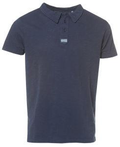2017 New Design Men Cotton Fashion Knitting Slub Short Sleeve Polo Shirts Clothes (S8243)