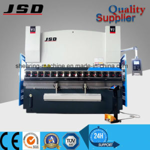 Steel Sheet Press Brake 4 Axis Hydraulic CNC Press Brake pictures & photos