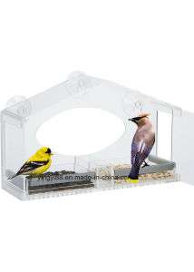 Extra-Large Window Bird Feeder with Suction Cups pictures & photos