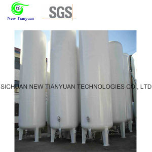 Vertical-Type 100m3 Volume Cryogenic Liquefied Tank pictures & photos