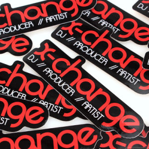 Custom Die Cut Stickers High Quality Custom Car Sticker Printing Sticker Design pictures & photos