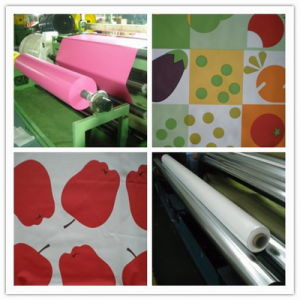 PVC Environmental Printed Film (HL022-2) pictures & photos