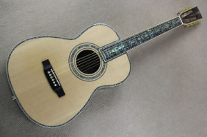 Hanhai Music / 41′′ Acoustic Guitar with Ebony Fingerboard (00045) pictures & photos