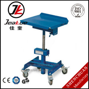 2017 Jeakue 150kg Adjustable Work Positioning Hydraulic Lift Table pictures & photos