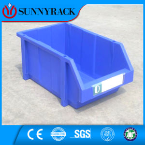China Supplier Colorful PP Material Plastic Storage Bin pictures & photos