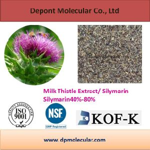 Milk Thistle Extract/ Silymarin, Protect Liver, Anti-Oxidantion pictures & photos
