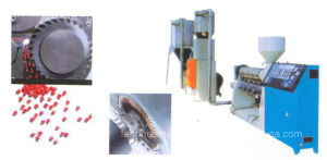 Advanced Supplier of PVC Hot Cutting Pelletizing Machinery pictures & photos