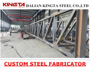Steel Structure Building Welding Fabrication Steel Construction