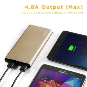 Best Selling QC3.0 Fast Charge 15000mAh Powerbank pictures & photos