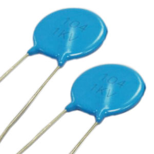Y5p Y5u Y5V SL High Voltage Ceramic Disc Capacitor Tmcc02 pictures & photos