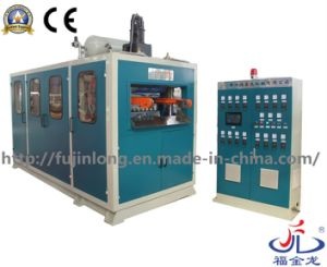 Plastic Container Thermoforming Machine with Robot Stacker pictures & photos
