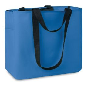 Nylon Shopping Bag with Short and Long Handle pictures & photos