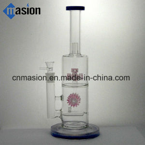 Glass Smoking Water Pipe for Tobacco (AY001) pictures & photos