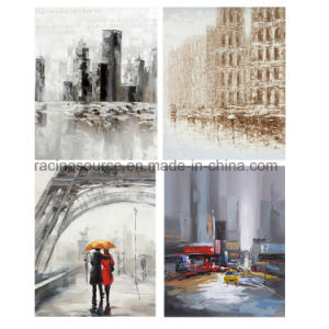 Modern Canvas Printing Streched Canvas Oil Painting for Wall Decor pictures & photos