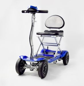 New Arrival Super Lightweight Folding Mobility Scooter TEW039 pictures & photos