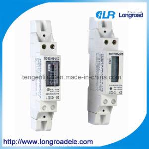Model Dds2566 (I) Mini Type Watt-Hour Meter (18mm Wide) pictures & photos