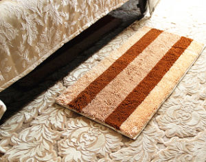 Home Textile Shag Flooring High Pile Chenille Microfiber Rug Carpet pictures & photos