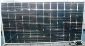 Transparent Solar Module 345W Mono German Quality pictures & photos