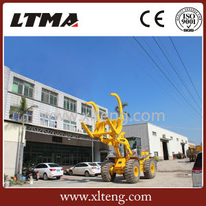 Chinese 13 - 15 Ton ATV Log Grapple Loader Price pictures & photos