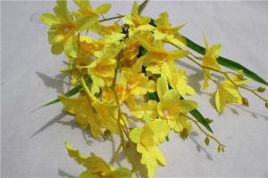 Durable Wholesale Cheap Artificial Flower Bouquet for Decortion pictures & photos