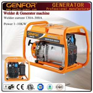 Hot Sale 100% Copper Wire 3.0/4.0/5.0/6.0/7.0/8.0kw Portable Power Industrial Gasoline Generator Alternator pictures & photos