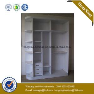 Bedroom Set / Storage Cabinet / Modern White Wardrobe Closet (HX-LC2256) pictures & photos