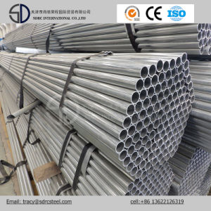 Q235 Q345 Pre Galvanized Round Steel Pipe pictures & photos