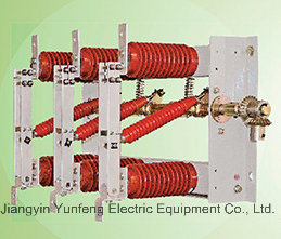 Yfgn-24/630 24kv High-Voltage Disconnector with Manual Mechanism