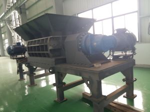 European Standard Heavy Duty Twin Shaft Shredder pictures & photos