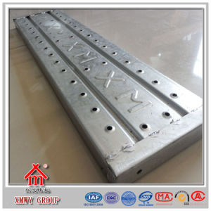 Length Customized Steelplank Catwalk Ladder of Quick-Assemble