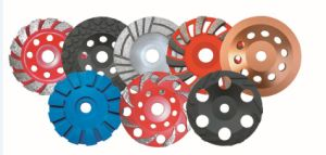 Diamond Grinding Cup Wheel for Grinding pictures & photos