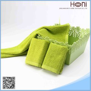China Supplier Bulk Wholesale 100% Cotton Face Towel pictures & photos