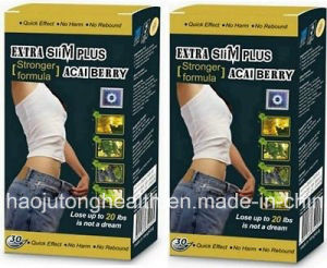 Extra Slim Plus Acai Berry Weight Loss Slimming Capsule pictures & photos