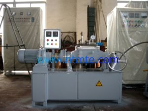 PLC Control Lab Vacuum Kneader with Heating for Silicone Rubber, Plasticine, Hot Melt Adhesive, CMC pictures & photos