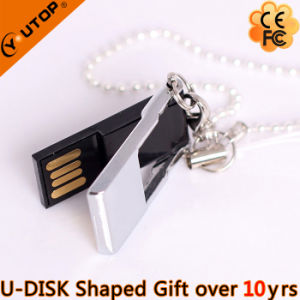 Hot Promotion Gift Custom Logo USB Flash Drive (YT-3203) pictures & photos