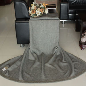 Full Filling Yak and Wool Blended Luxury Blanket pictures & photos