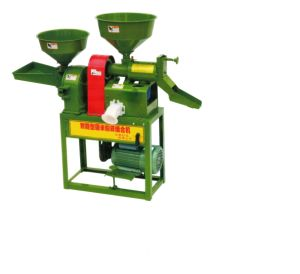 Iron Roller Rice Milling Machine pictures & photos