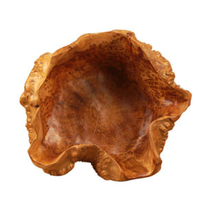 Newest Fashion Modern Design Crafts Fruit Wooden Bowl pictures & photos