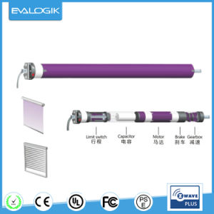 Fabric Auto-Curtain Tubular Motor (ZW42B) pictures & photos