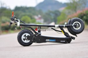 EEC Approved 36V & 48V Lithium Battery Electric Scooter pictures & photos