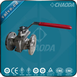 Cast Steel Floating Ball Valves pictures & photos