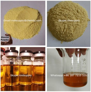 Dark Bulking Cycle Steroids Injection Trenbolone Enanthate 200mg/Ml pictures & photos