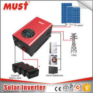 off Grid Electric Solar Inverter Price for Home pictures & photos
