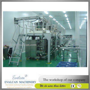 Vertical Coffee Bean Bag Filling Packing Machine pictures & photos