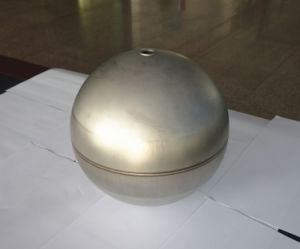 304 Through Hole Stainless Steel Ball for Level Fittings pictures & photos